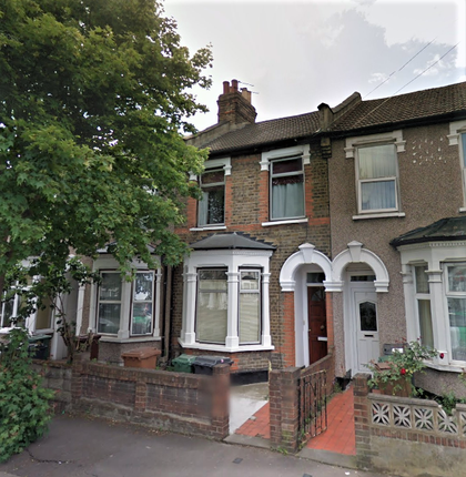 Thumbnail Terraced house to rent in Dunedin Road, Leyton