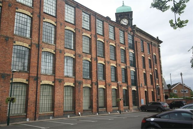 Thumbnail Flat to rent in Victoria Mill, Town End Town, Draycott, Derby