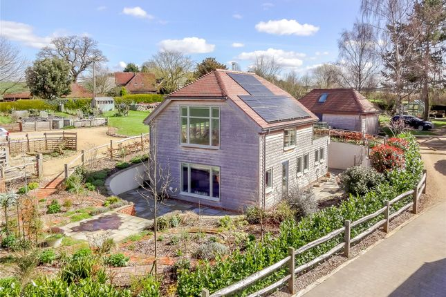 Thumbnail Detached house for sale in Cott Street, Swanmore, Southampton