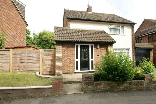 Thumbnail Detached house for sale in Church Manor, Bishop's Stortford