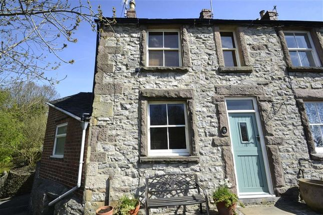 Thumbnail End terrace house to rent in Greenhill, Wirksworth, Matlock