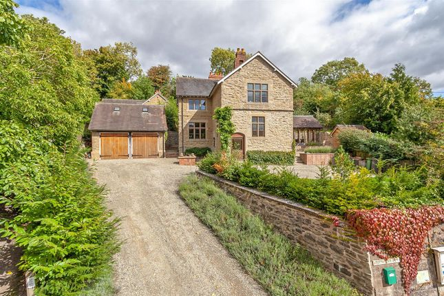 Thumbnail Detached house for sale in Brockton, Much Wenlock