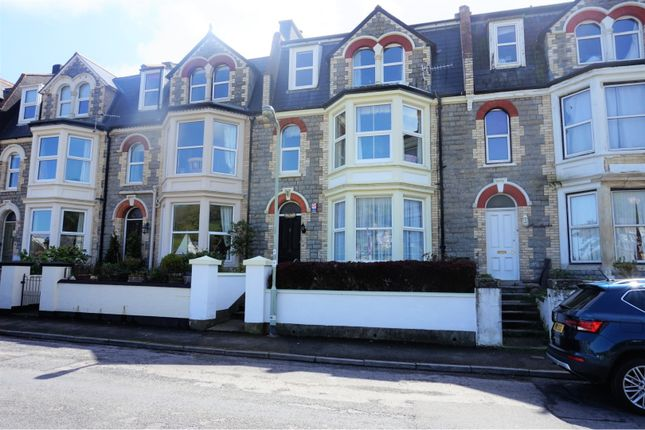 Thumbnail Terraced house for sale in Langleigh Terrace, Ilfracombe