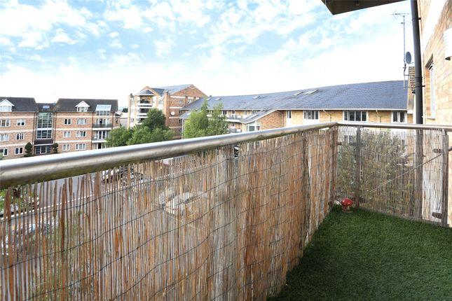 Balcony of Branagh Court, Reading, Berkshire RG30