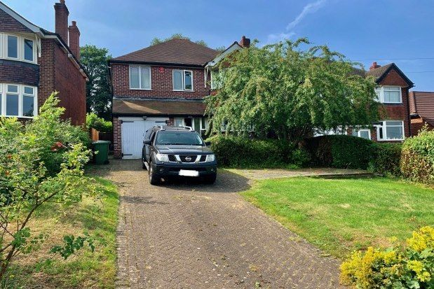 3 bed detached house to rent in Sutton Road, Walsall WS5