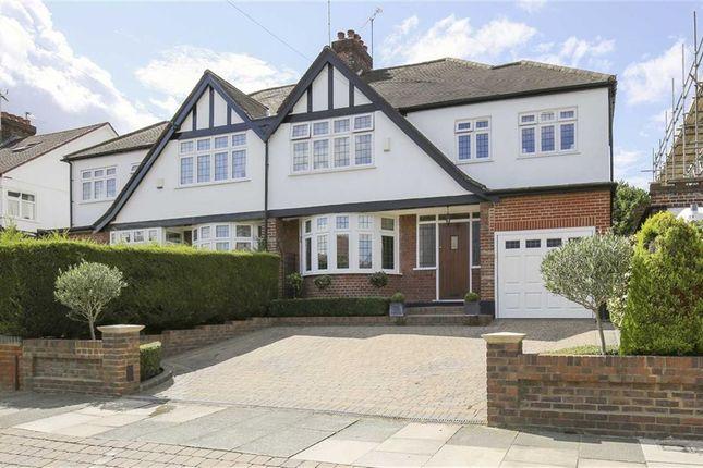 Thumbnail Semi-detached house for sale in Cheyne Walk, London