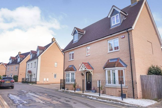 Thumbnail Detached house for sale in Sandford Road, Stansted