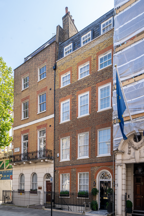 Thumbnail Property for sale in Upper Brook Street, London