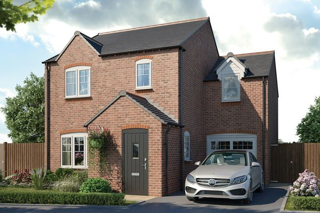 Thumbnail Detached house for sale in Collingwood Manor, Loansdean, Morpeth