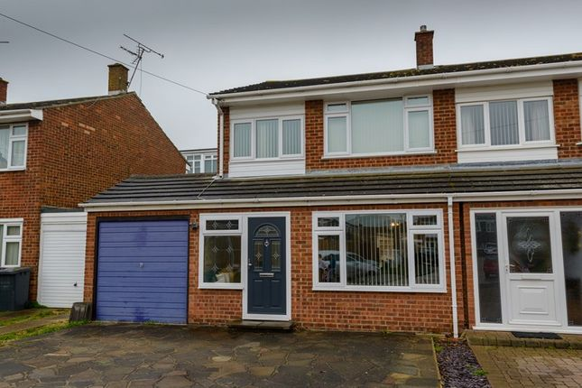 Thumbnail Semi-detached house for sale in Fairfield, Great Wakering, Southend-On-Sea