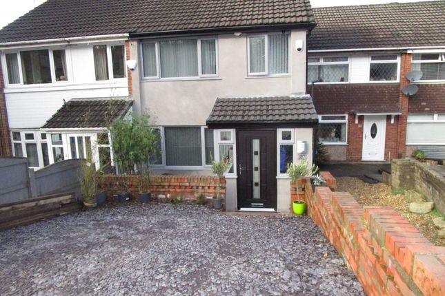 Thumbnail Town house for sale in Dalehead Drive, Shaw, Oldham