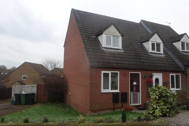 Thumbnail End terrace house for sale in Fairways Avenue, Coleford