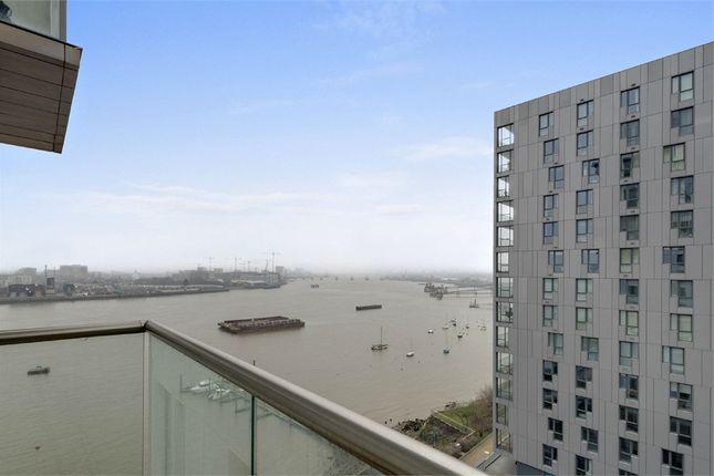 Thumbnail Flat for sale in City Peninsula, 25 Barge Walk, Greenwich, London
