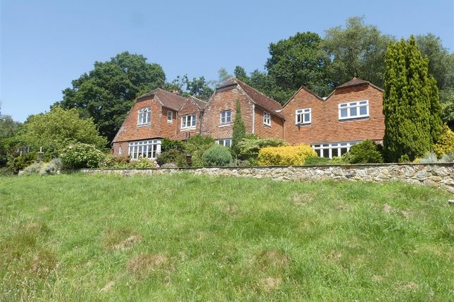 Thumbnail Detached house for sale in Beggars Well, Bakers Lane, Nr Heathfield