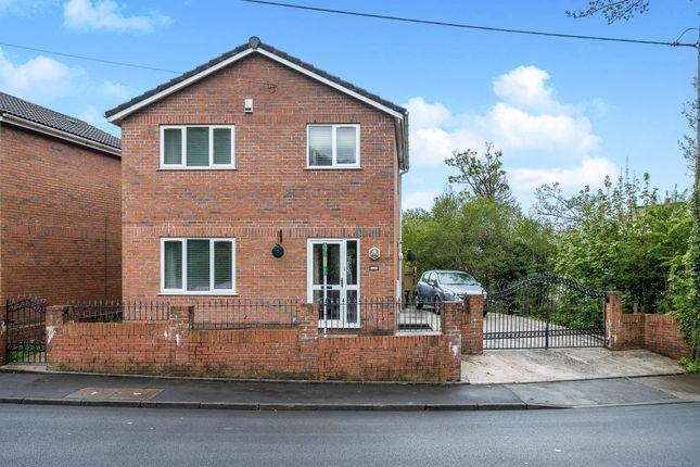 Thumbnail Detached house for sale in Drummau Road, Skewen, Neath