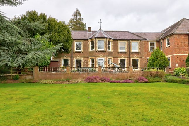 Thumbnail Flat for sale in St. Johns Manor House, De Havilland Drive, Hazlemere, High Wycombe