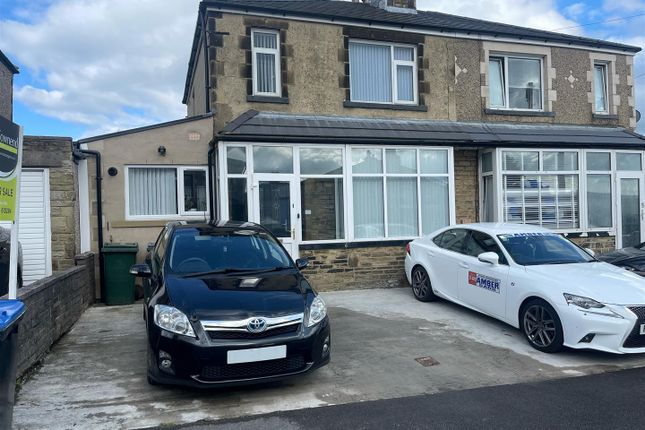 Thumbnail Semi-detached house for sale in Thornacre Crescent, Wrose, Shipley