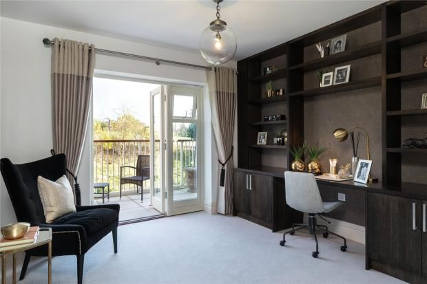 Thumbnail Semi-detached house for sale in Jubilee Meadows, Taplow Riverside, Taplow