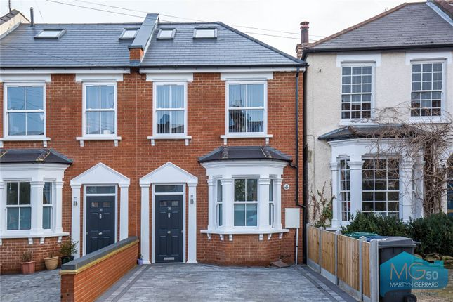 Detached house for sale in Pembroke Road, Muswell Hill, London