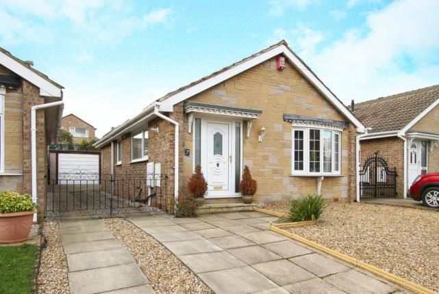 Thumbnail Bungalow for sale in Hayfield View, Eckington, Sheffield, Derbyshire
