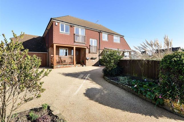 Thumbnail Detached house for sale in South Cliff Avenue, Bexhill-On-Sea, East Sussex