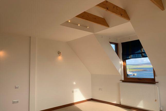 Master Bedroom of Franklin Road, Stromness KW16