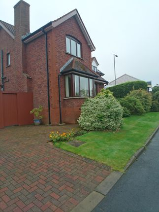 Thumbnail Detached house to rent in The Oaks, Lisburn