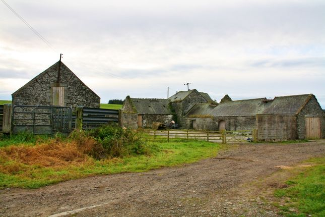 Thumbnail Barn conversion for sale in High Banks Steading, Kirkcudbright