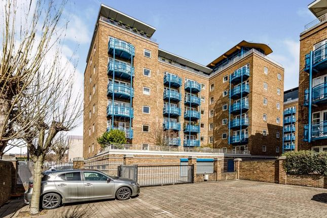 Thumbnail Flat for sale in Scotia Building, 5 Jardine Road, London