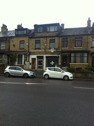 Retail premises to let in Leeds Road, Bradford
