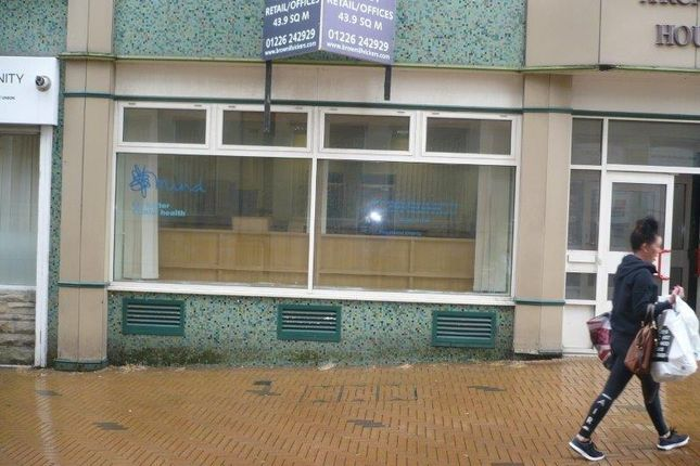 Thumbnail Office to let in 72 Market Street, Barnsley