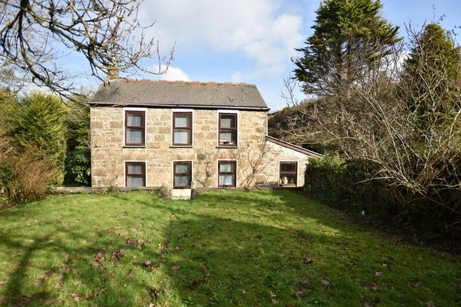 Thumbnail Detached house for sale in Chapel Hill, Brea, Camborne