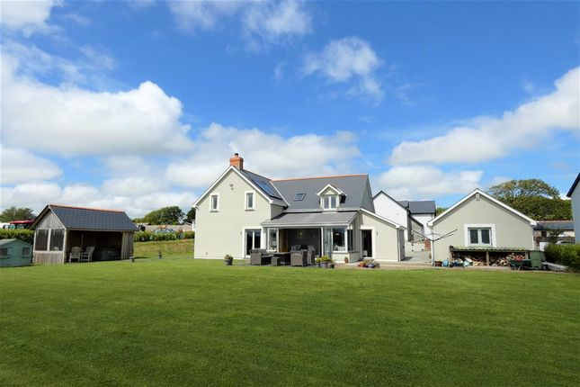 Thumbnail Detached house for sale in Cyffin Barn, Hook, Haverfordwest