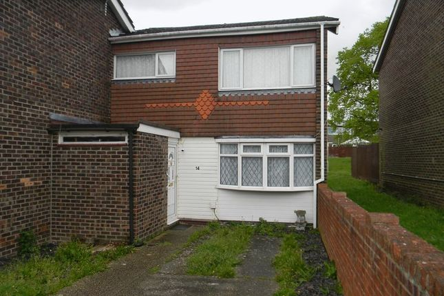 Thumbnail Terraced house to rent in Pyle Close, Cowplain, Waterlooville