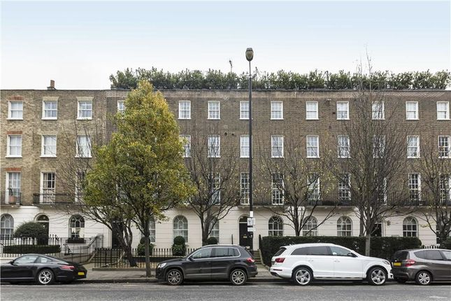 Thumbnail Flat to rent in Cliveden Place, London