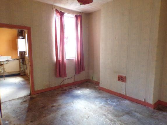 Dining Room of Merlin Street, Toxteth, Liverpool, Merseyside L8