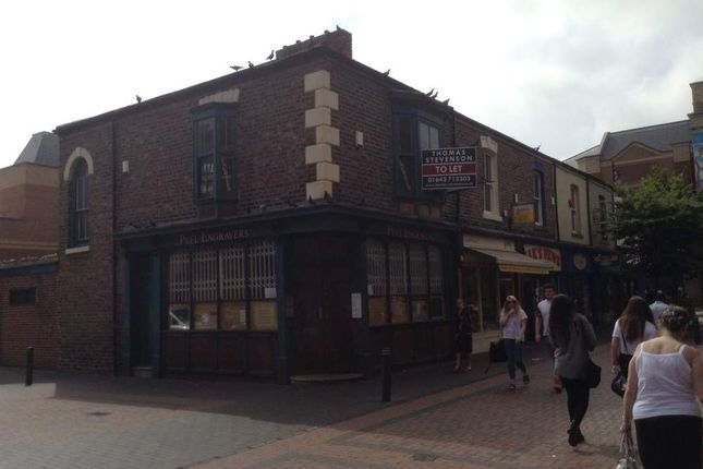 Thumbnail Retail premises for sale in 5 Gilkes Street, Middlesbrough