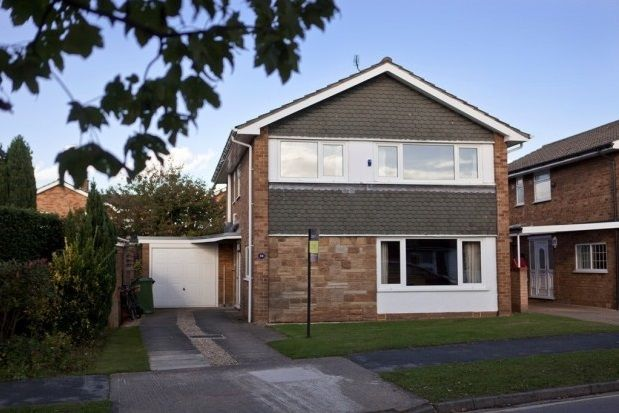 Thumbnail Detached house to rent in Deramore Drive, Badger Hill, York