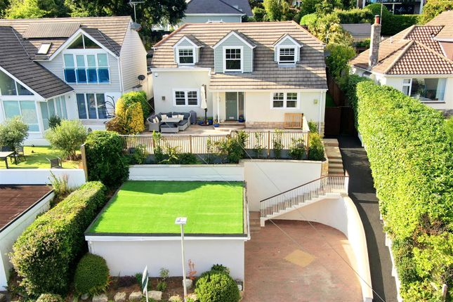 Aerial (4) of Munster Road, Canford Cliffs, Poole BH14