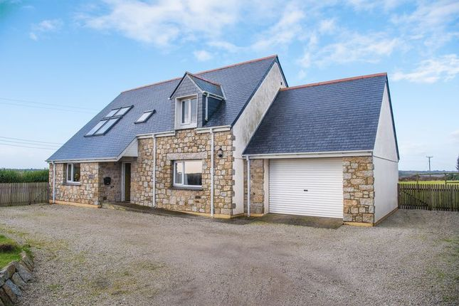 Thumbnail Detached house for sale in Ruan Minor, Helston