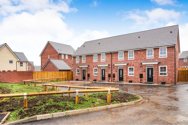 Terraced house for sale in 1 Crompton Place, Garstang, Preston