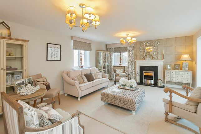 Thumbnail Detached house for sale in Wallin Road, Adderbury, Oxfordshire
