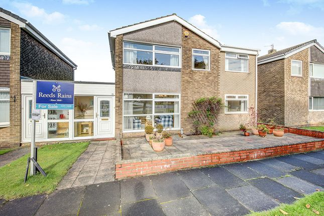 Thumbnail Detached house for sale in Westerkirk, Cramlington