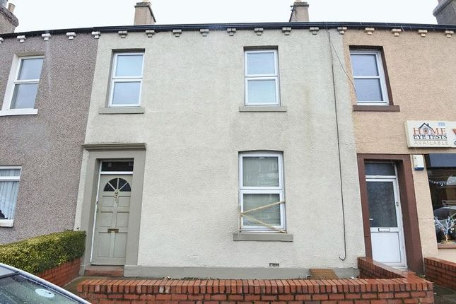 Thumbnail Terraced house to rent in Blackwell Road, Carlisle