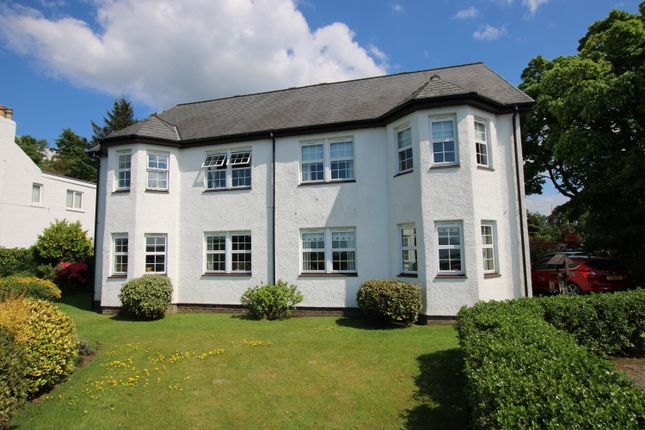 Thumbnail Flat for sale in Duncraggan Apartments, Oban