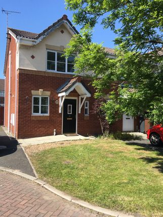Thumbnail Semi-detached house to rent in Zircon Close, Litherland, Liverpool
