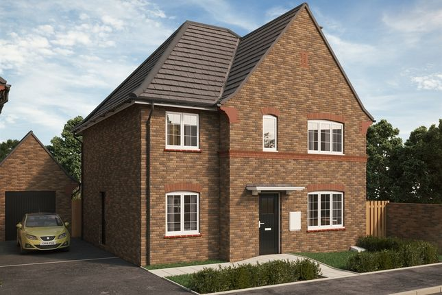 """Thumbnail Detached house for sale in """"The Flitton"""" at Park Crescent, Stewartby, Bedford"""