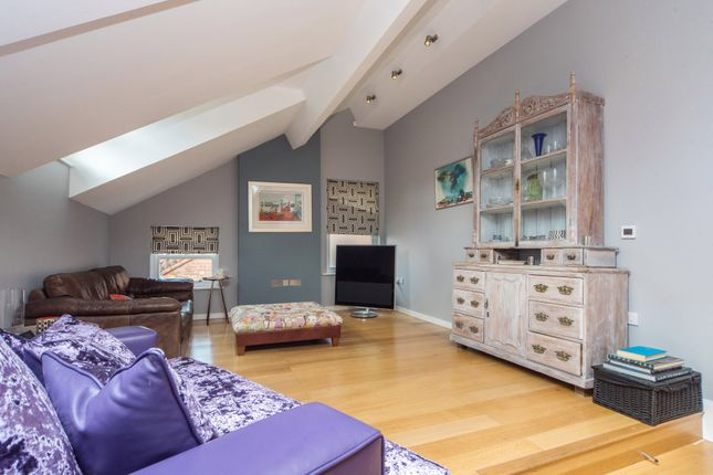 Thumbnail Flat for sale in The Penthouse, Redcliffe Road, Mapperley Park