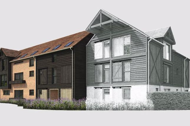 Thumbnail Flat for sale in Orchard Yard, Wingham, Canterbury