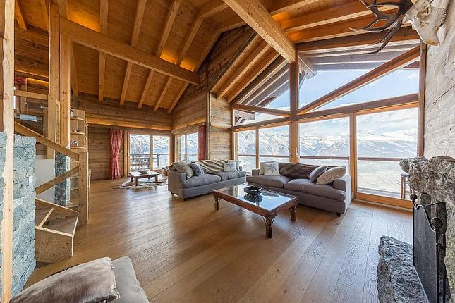 Thumbnail Property for sale in Chalet Wildhorn, Nendaz, Valais, Switzerland